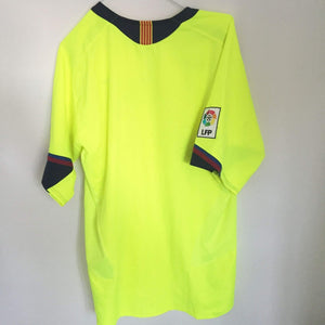 2005-06 Barcelona Away Shirt (Excellent) L - Football Shirt Collective