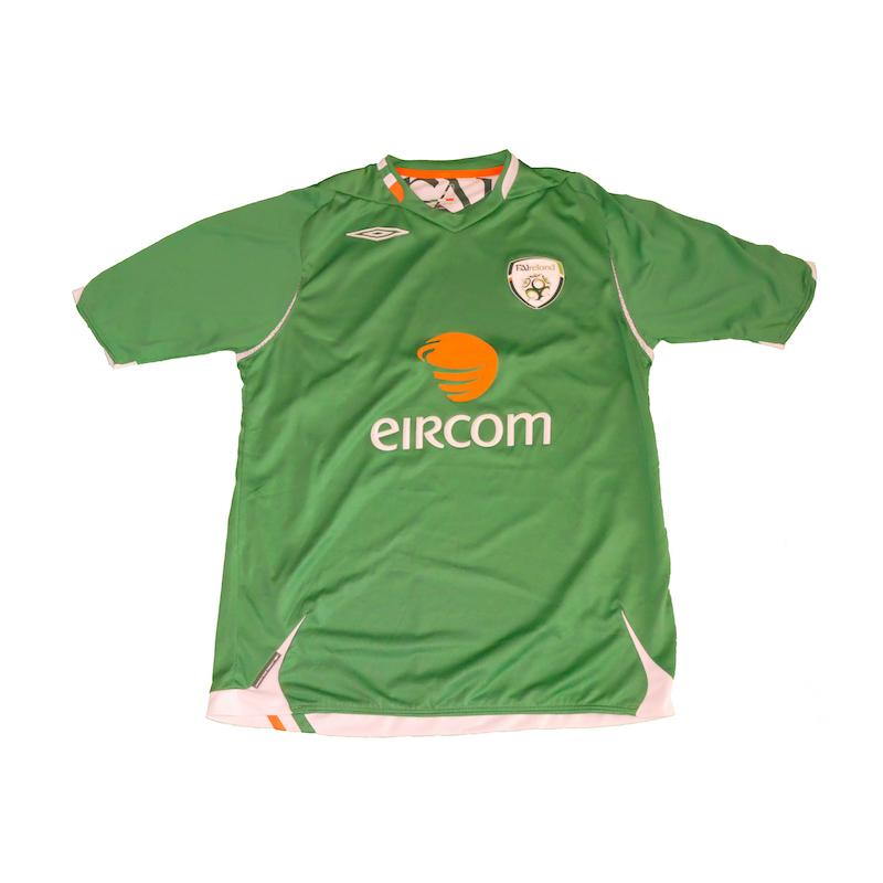 Football Shirt Collective 2006-08 Ireland shirt M (Excellent)