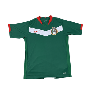 Football Shirt Collective 2006-08 Mexico Away Shirt (Excellent) M