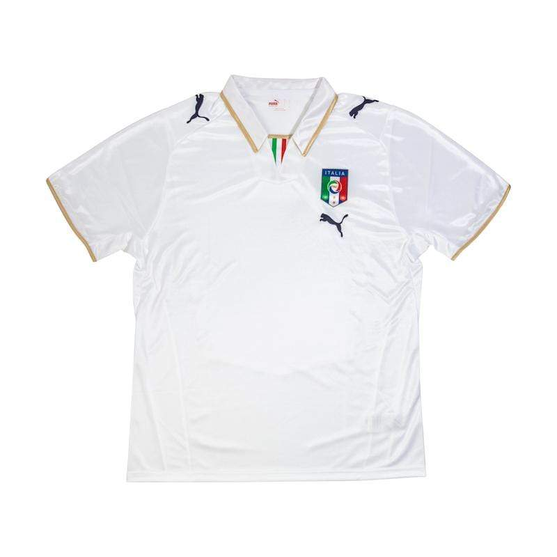 Football Shirt Collective 2007-08 Italy away football shirt L (Mint)