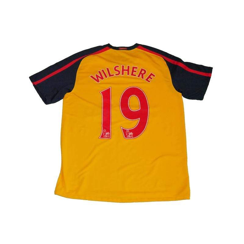 Football Shirt Collective 2008-09 Arsenal away shirt Wilshere 10 (Excellent) M