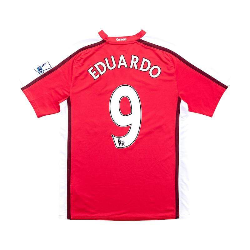 Football Shirt Collective 2008-09 Arsenal M Eduardo 9 (Excellent)
