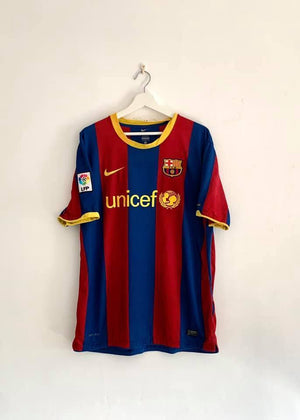 Football Shirt Collective 2010-11 Barcelona Home Shirt XL (Excellent)