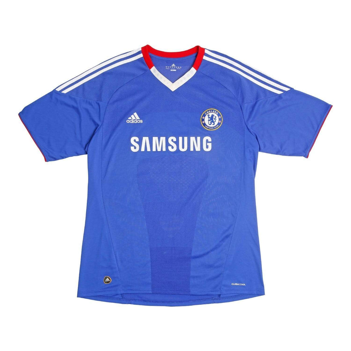2010-11 Chelsea Home Shirt XL (Mint) - Football Shirt Collective