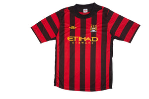 Football Shirt Collective 2011-12 Manchester City away shirt XL Very Good