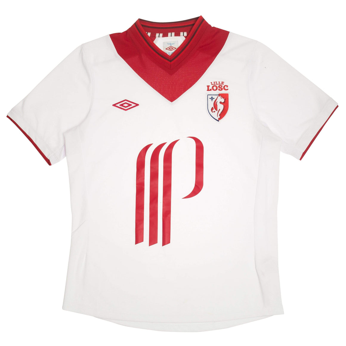 2012-13 Lille Away Shirt (Excellent) M - Football Shirt Collective