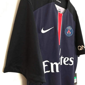 2015-16 PSG home football shirt XL BNWT - Football Shirt Collective