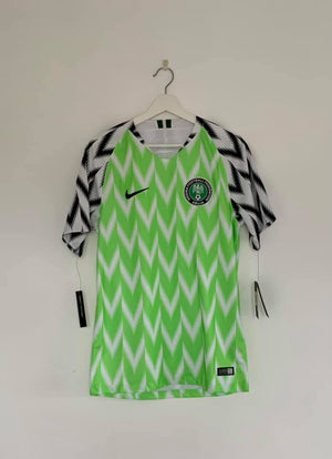 Football Shirt Collective 2018 Nigeria home shirt M BNWT
