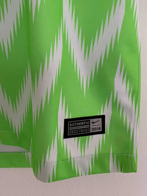 Football Shirt Collective 2018 Nigeria home shirt S BNWT
