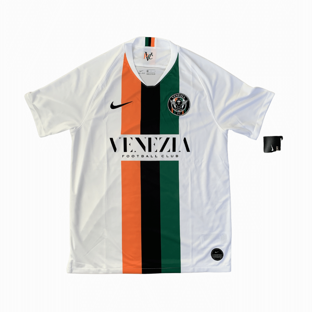 Football Shirt Collective 2019-20 Venezia FC away shirt (BNWT)