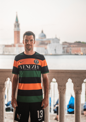 Football Shirt Collective 2020-21 Venezia FC home shirt (BNWT)