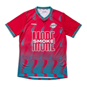 Hot Smoke City Boys FC v Inaria football shirt - Football Shirt Collective