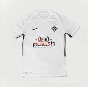 Killa Villa x Jay-Z 'Dead Presidents 96' Away SS Shirt - Football Shirt Collective
