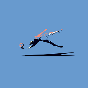 FOOTBALL GYMNASTICS #11 - Football Shirt Collective