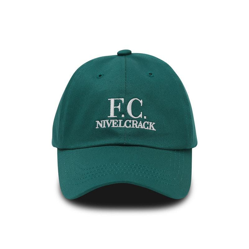 FC Cap Green - Football Shirt Collective