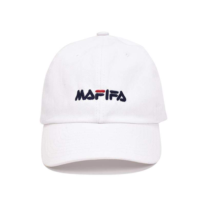 Mafifa Cap White - Football Shirt Collective