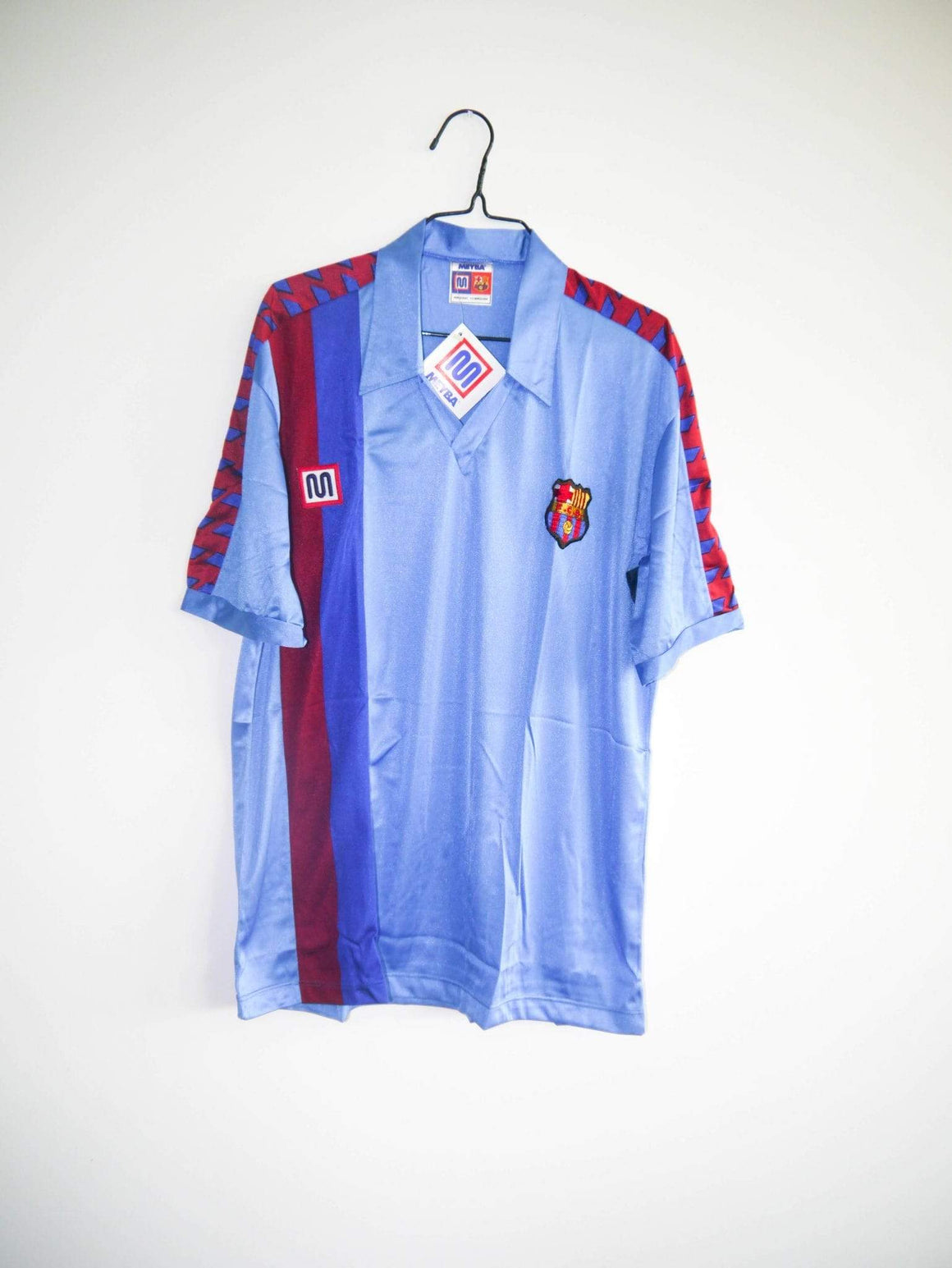 1986-91 FC Barcelona *BNWT* third shirt - Football Shirt Collective