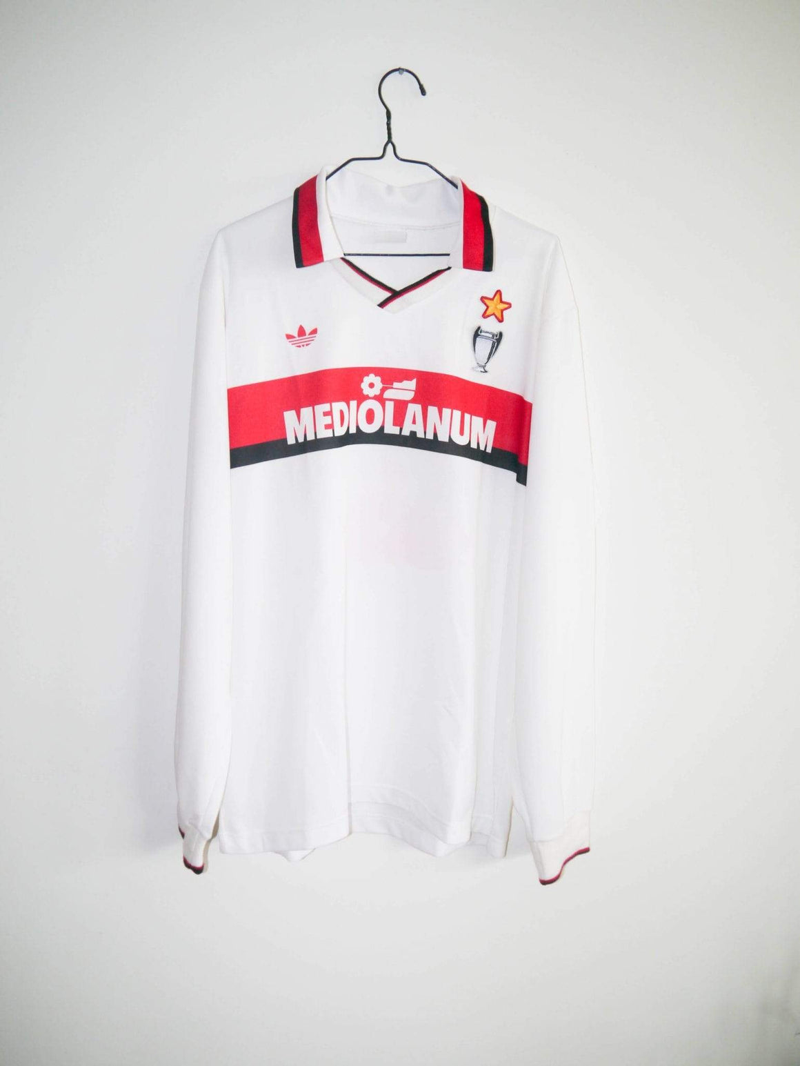 1990-91 AC Milan away shirt - Football Shirt Collective