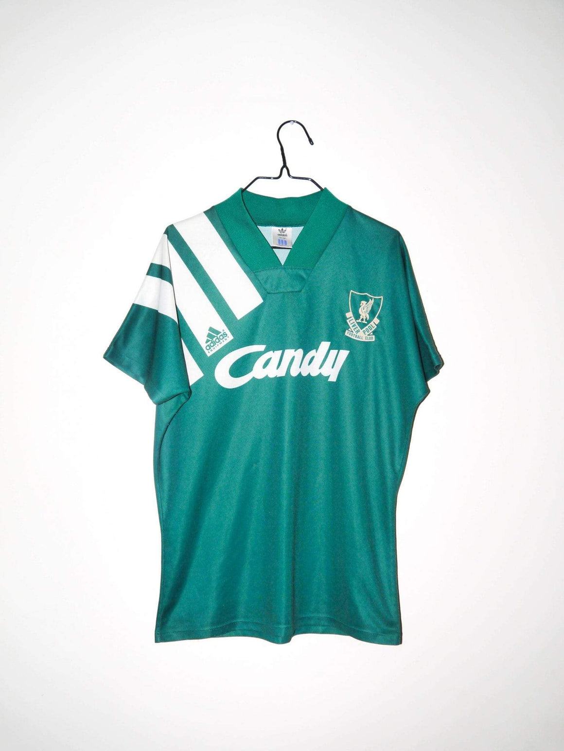 1991-92 Liverpool FC away shirt - Football Shirt Collective