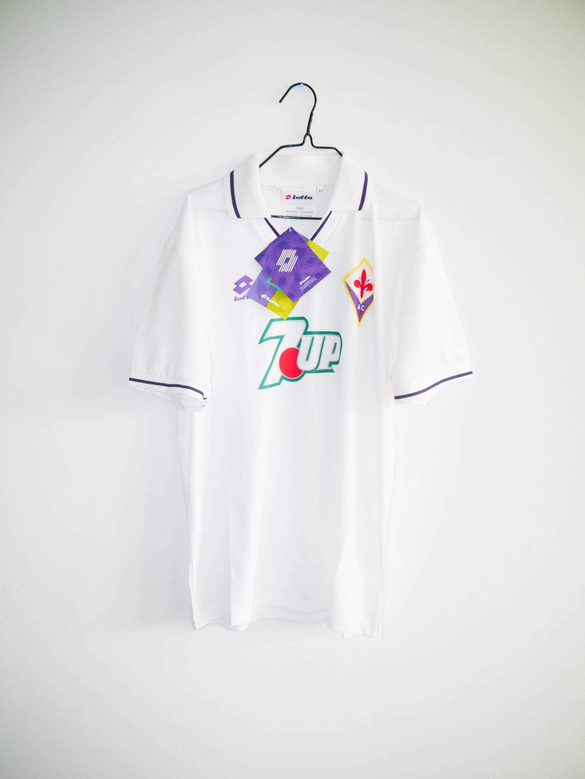 1992-93 Fiorentina away shirt - Football Shirt Collective