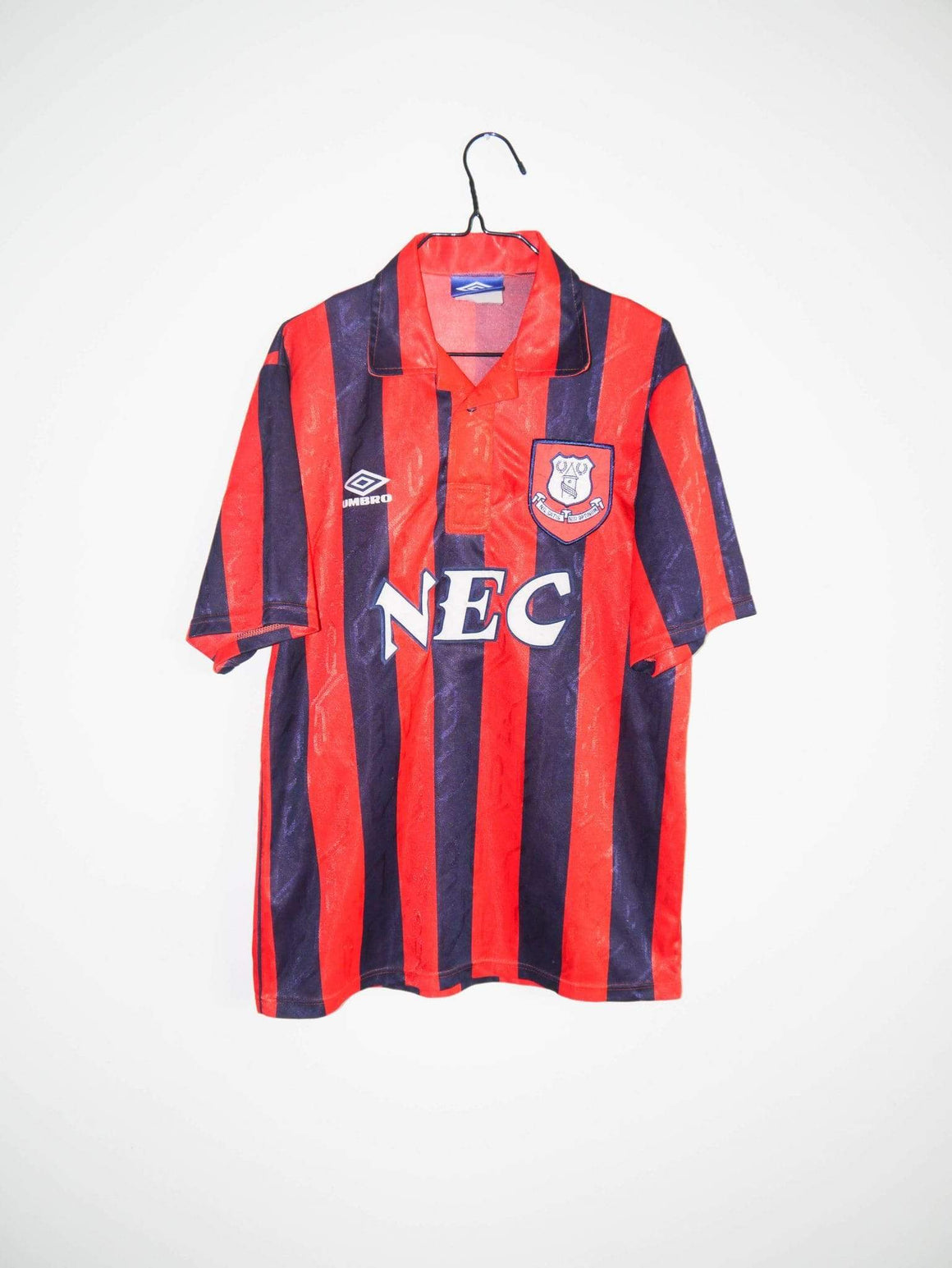 1992-94 Everton away - Football Shirt Collective