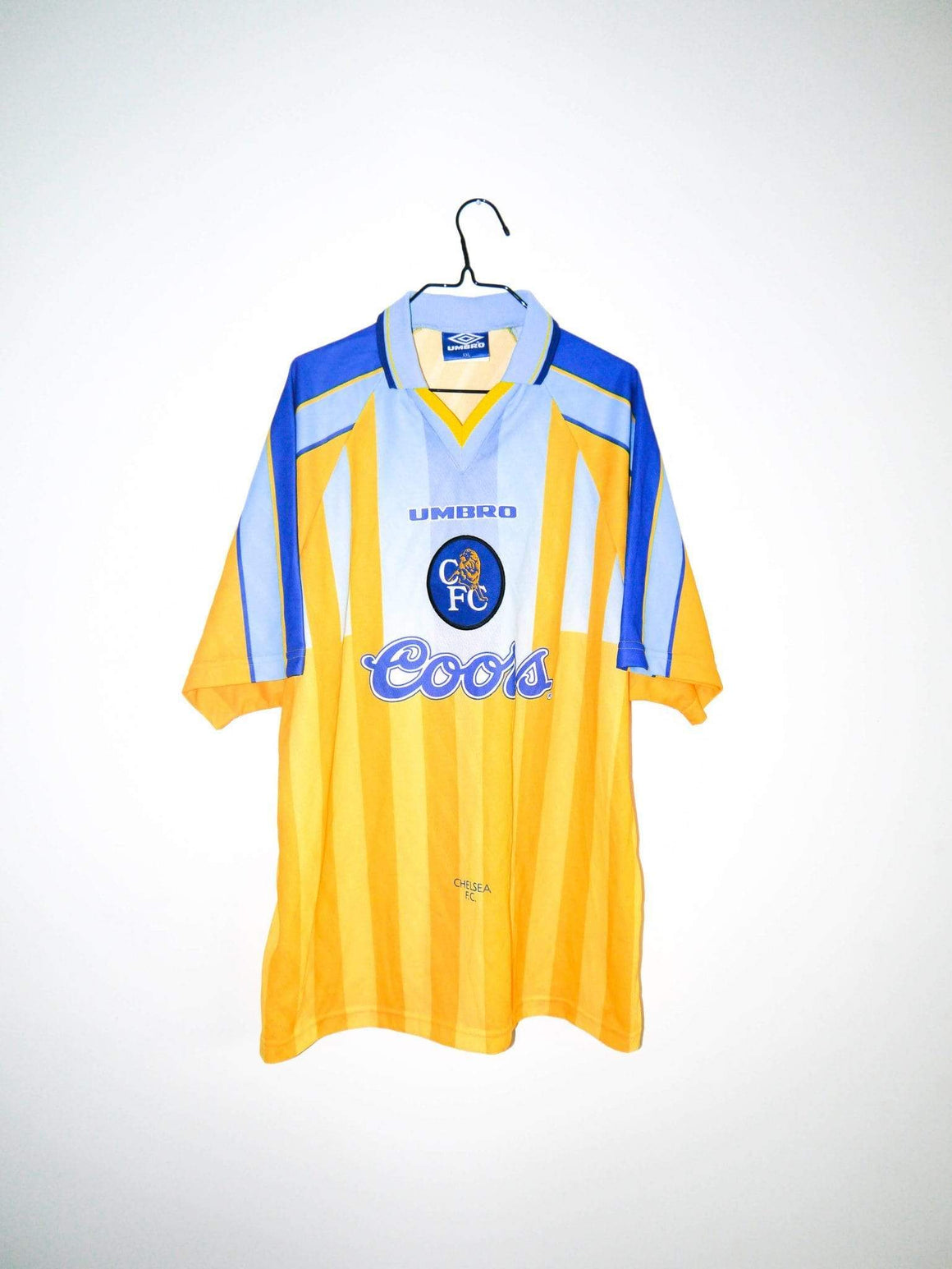 1997 1998 Chelsea away shirt - XXL - Football Shirt Collective