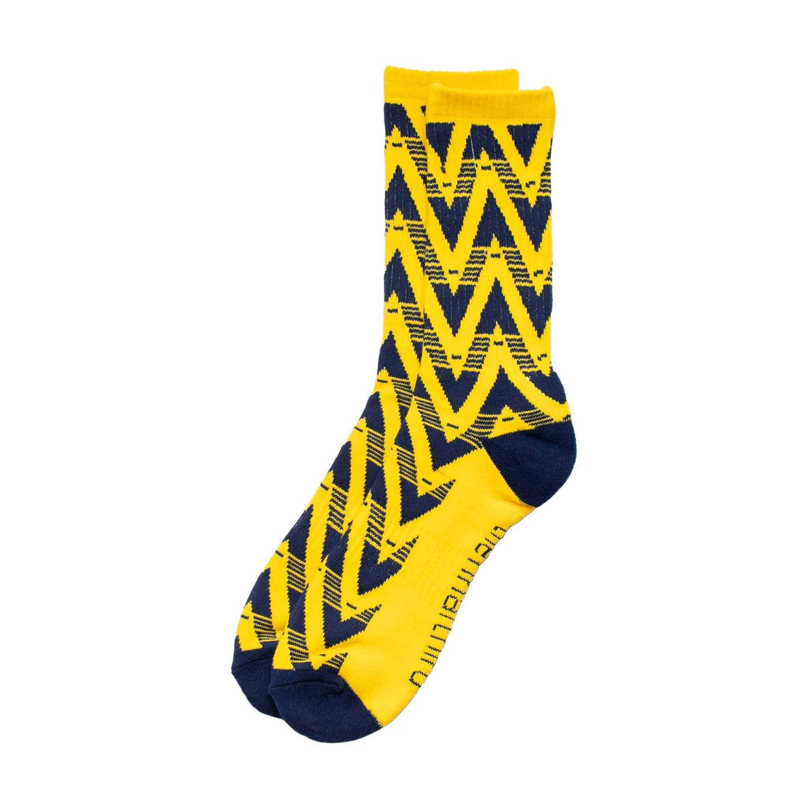 Bruised banana 1991-93 Arsenal socks - The Final Third - Football Shirt Collective