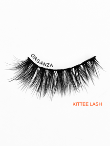 Faux Mink Lashes - Organza