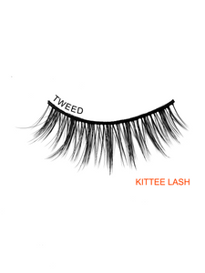 Faux Mink Lashes - Tweed