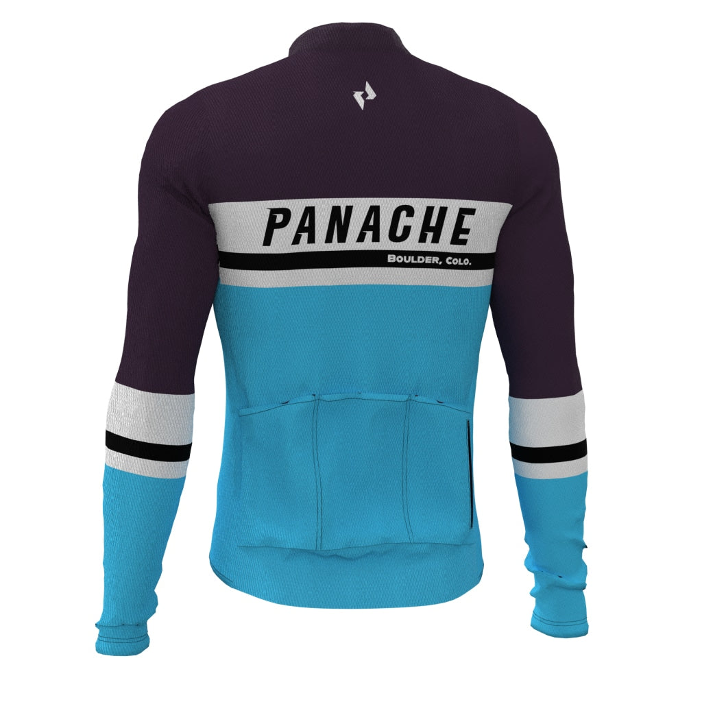 123 Pro Thermal Ls Jersey Long Sleeve