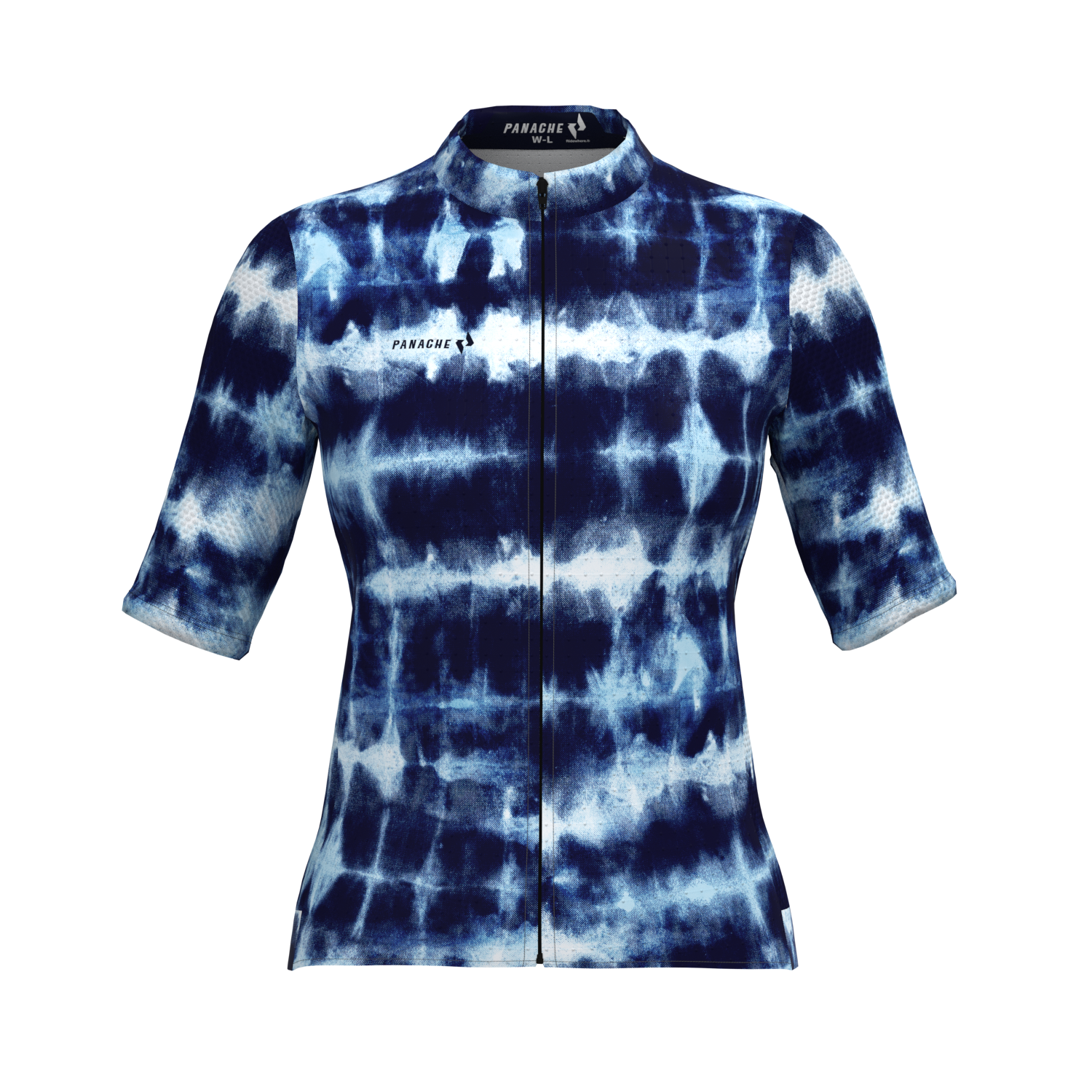 W's Midnight Blue Tie Dye Pro Air Jersey