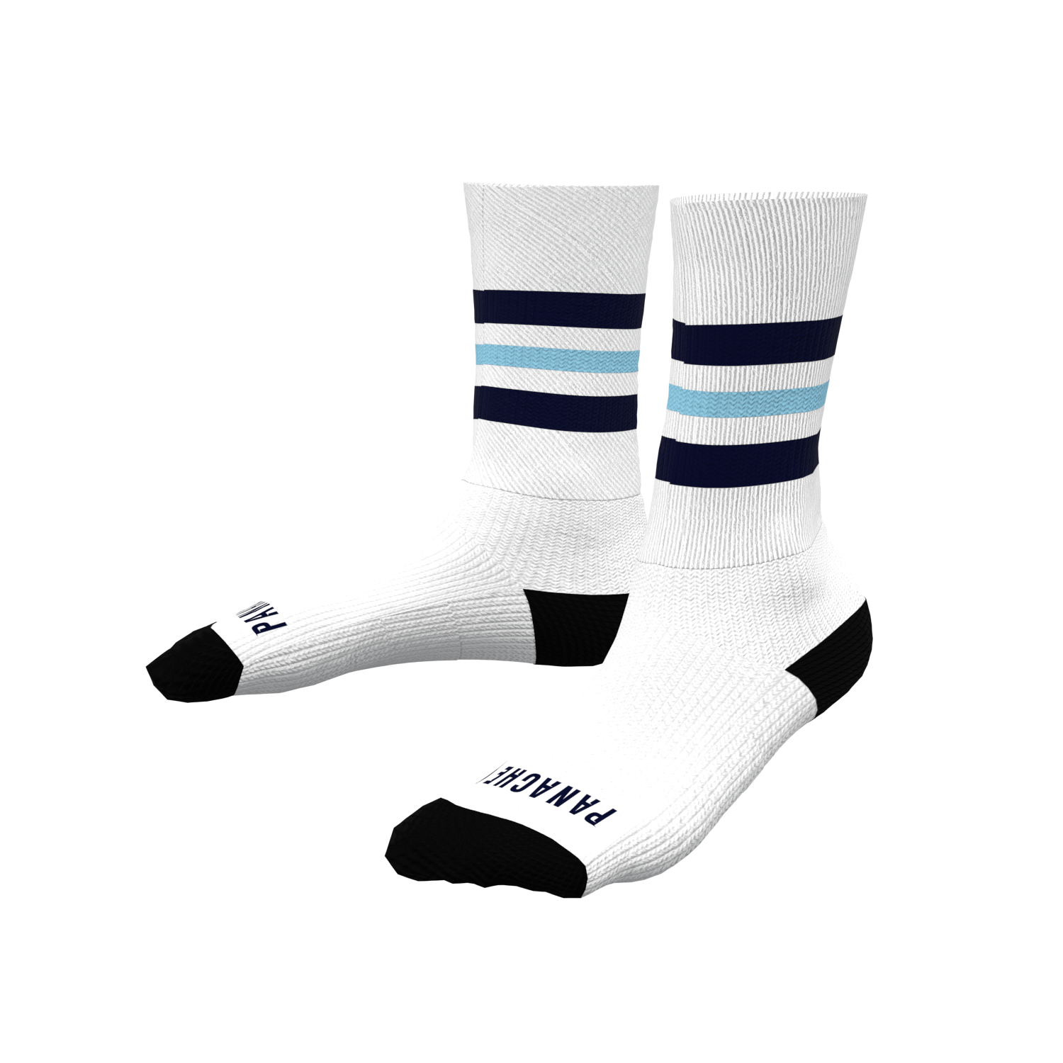 "Pro 6"" Sock - Growdy Stripe"