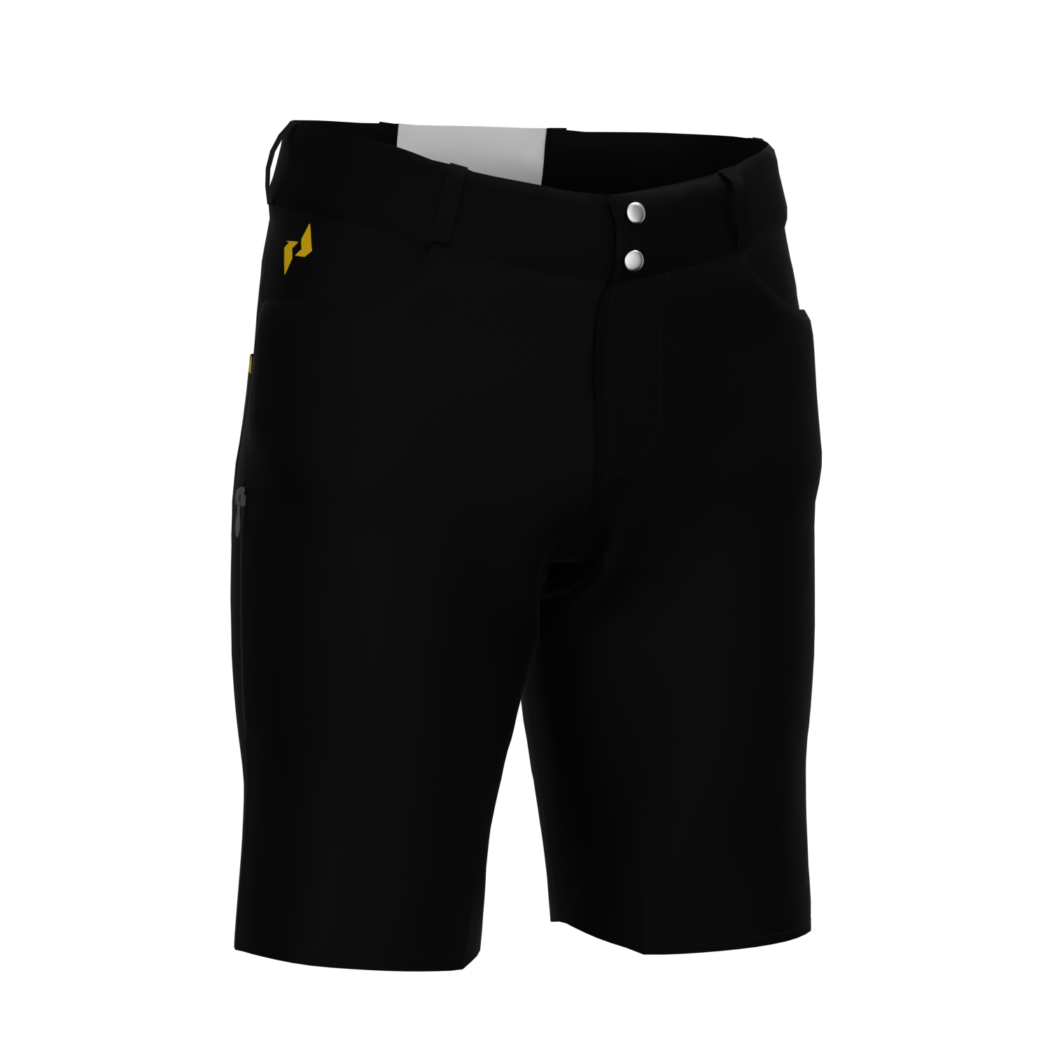 M's XC MTB UL Shell Short - BLACK