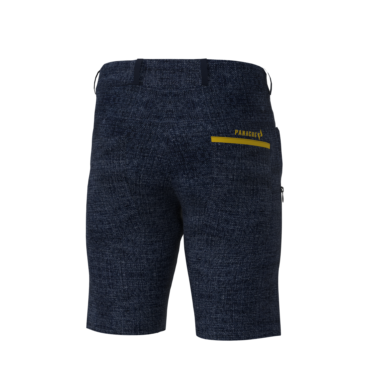 M's XC MTB UL Shell Short - DENIM BLUE