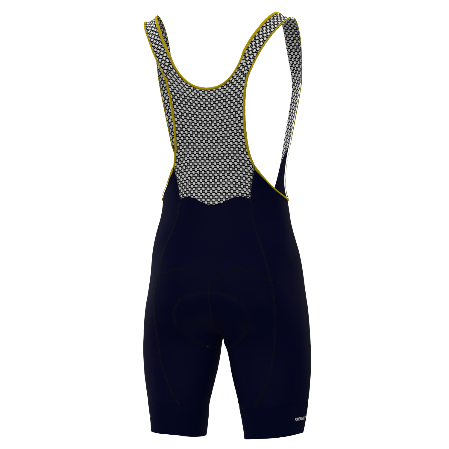 M's Midnight Blue Pro Bib Short