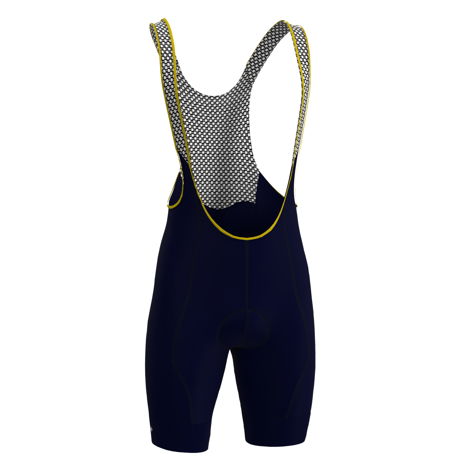 W's Midnight Blue Pro Bib Short
