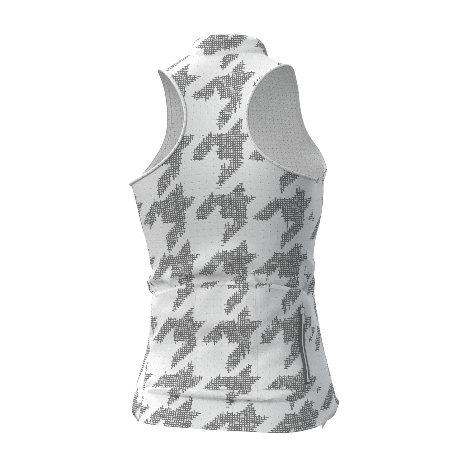 W's Pro AIR Sleeveless Houndstooth Jersey