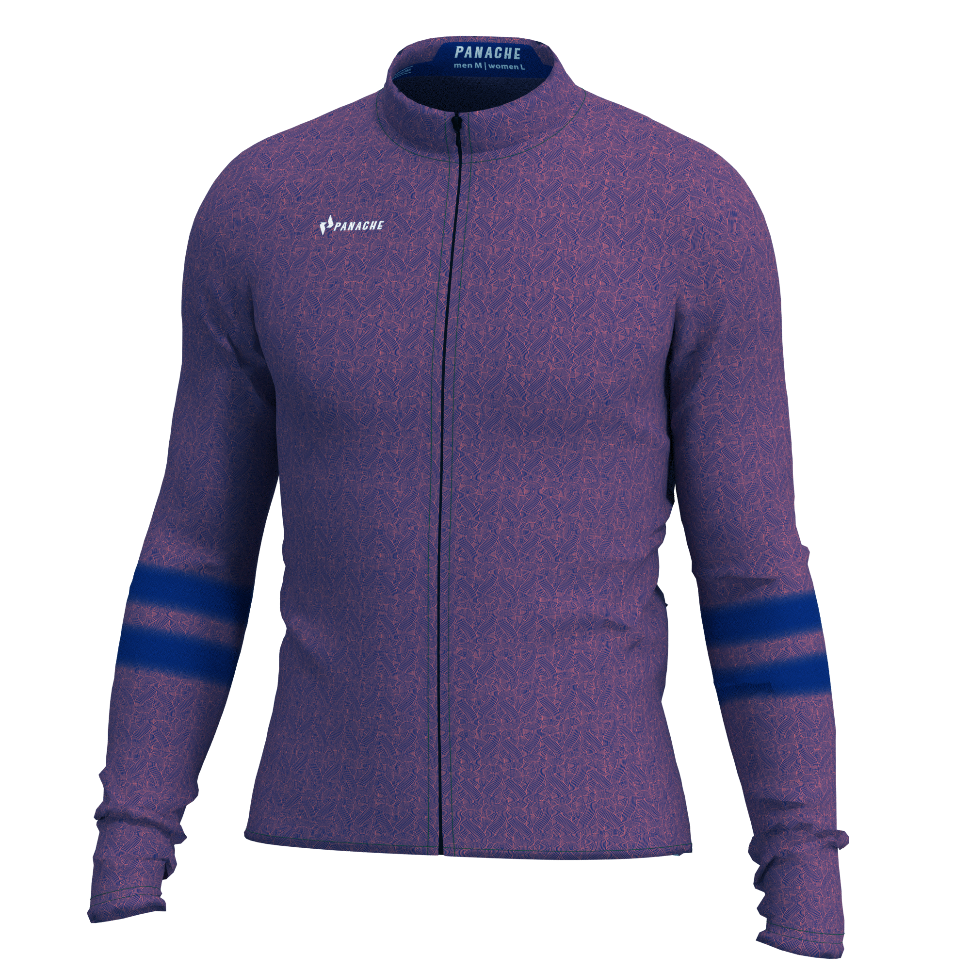 The James Pro AIR (Summer Weight) LS Jersey
