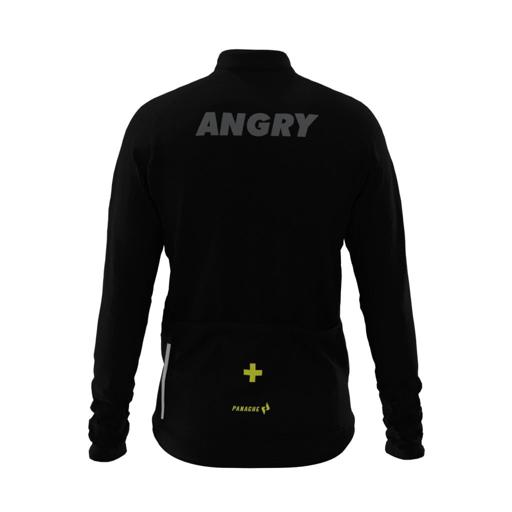 Angry Bovine - Long Sleeve Jersey Long Thermal Weight