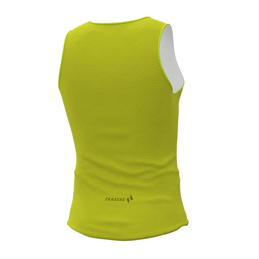 Angry Bovine - Pro Base Layer Men Sleeveless Base Layer