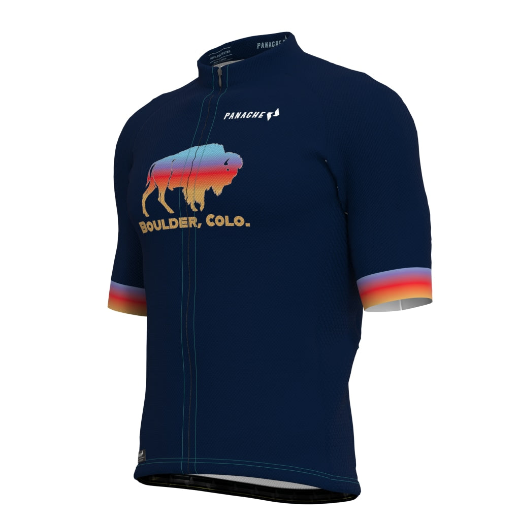 Buff Colorado Pro Air Jersey Mens Ss