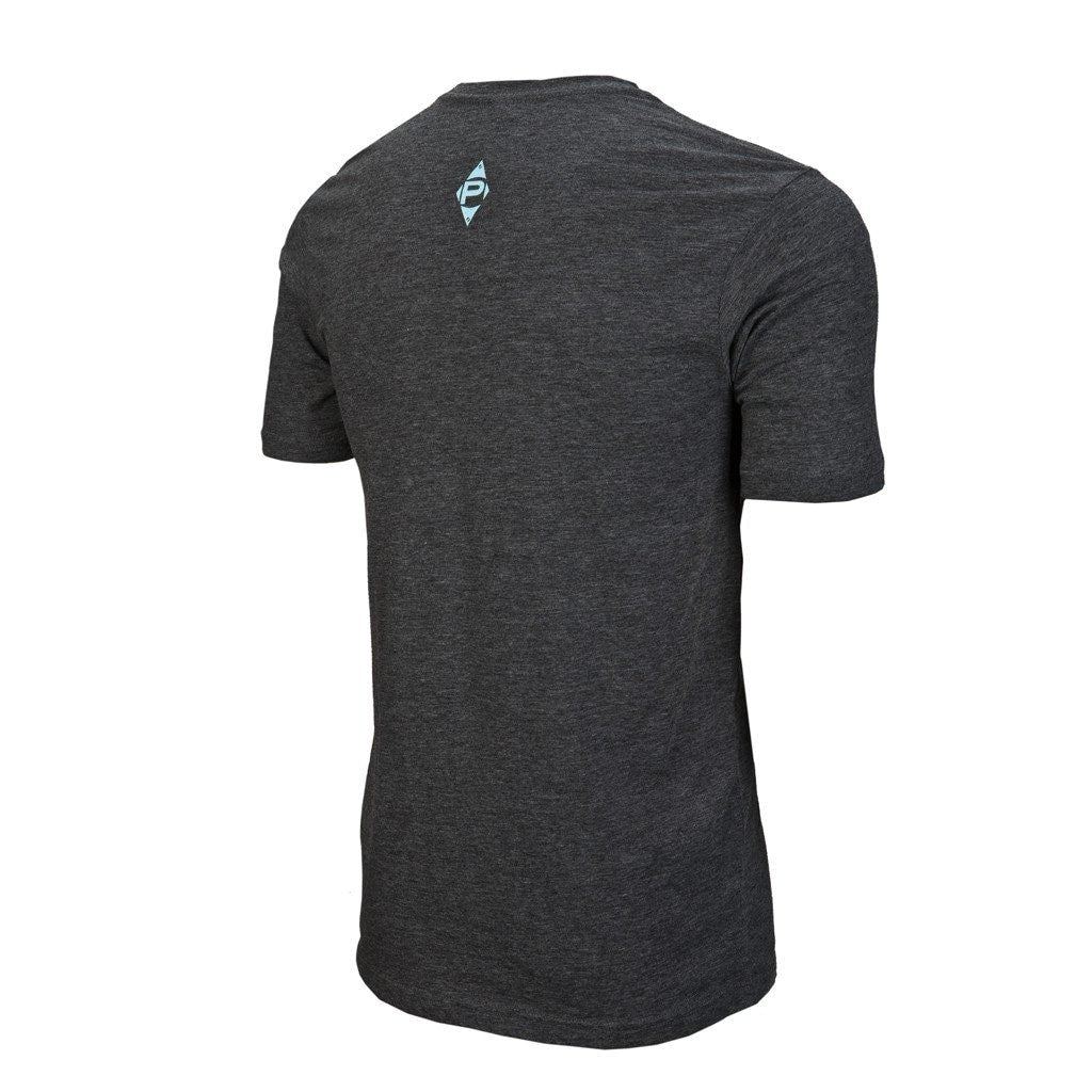 Go Beyond T-Shirt Charcoal / Sm M