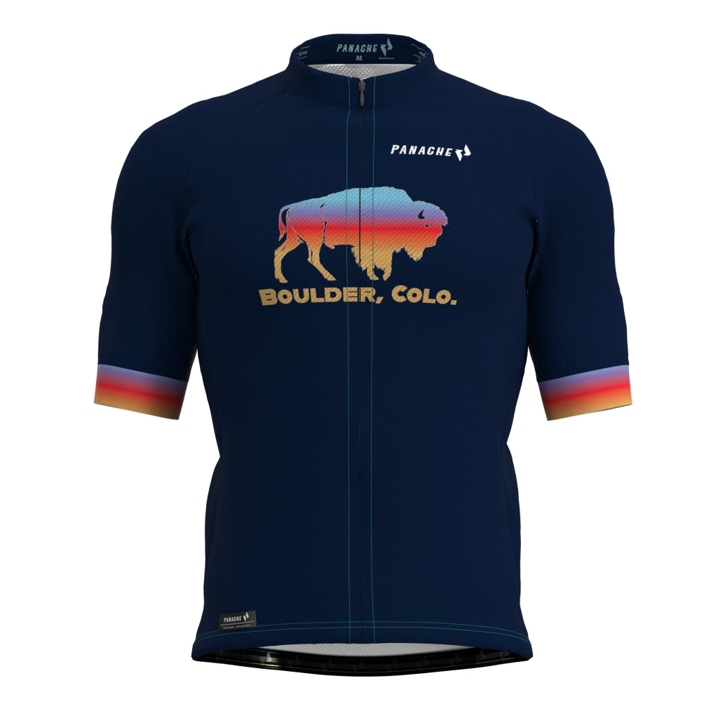 Ms Buff Colorado Pro Air Jersey Mens Ss