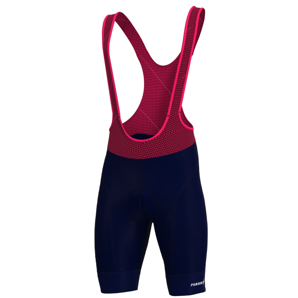 Ms Marine Blue Pro Bib Short Mens