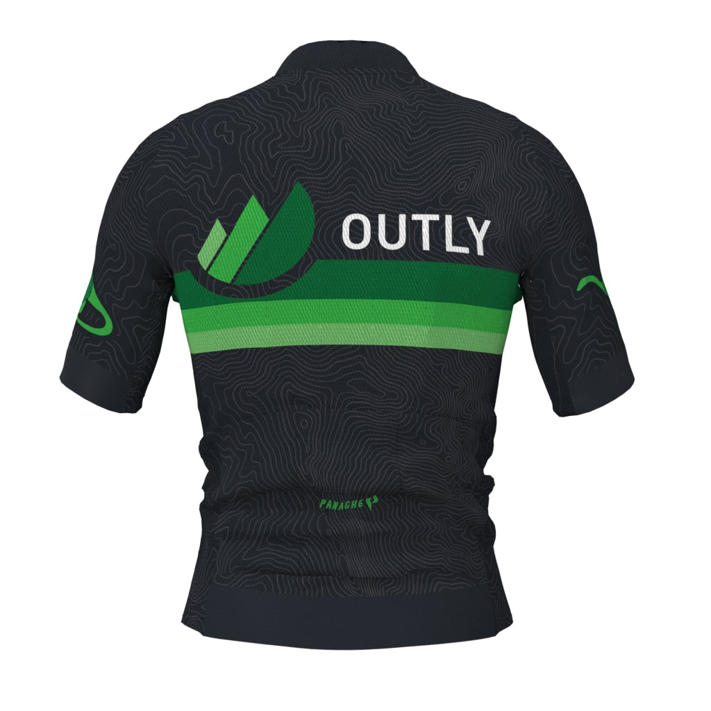Outly - Mens Panache Pro Jersey Short Sleeve Men