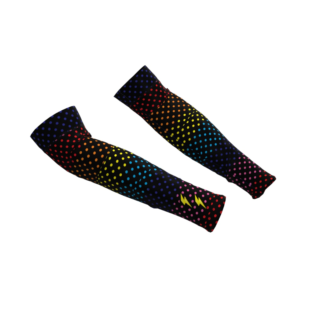 Pre-Order #boompowcrew Arm Warmers Fleece