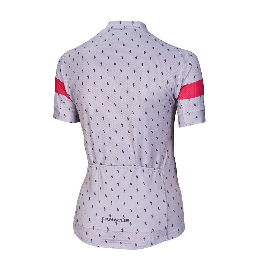 Rs-1 Womens Bolt Short Sleeve Jersey Lavender / Xs Ss W