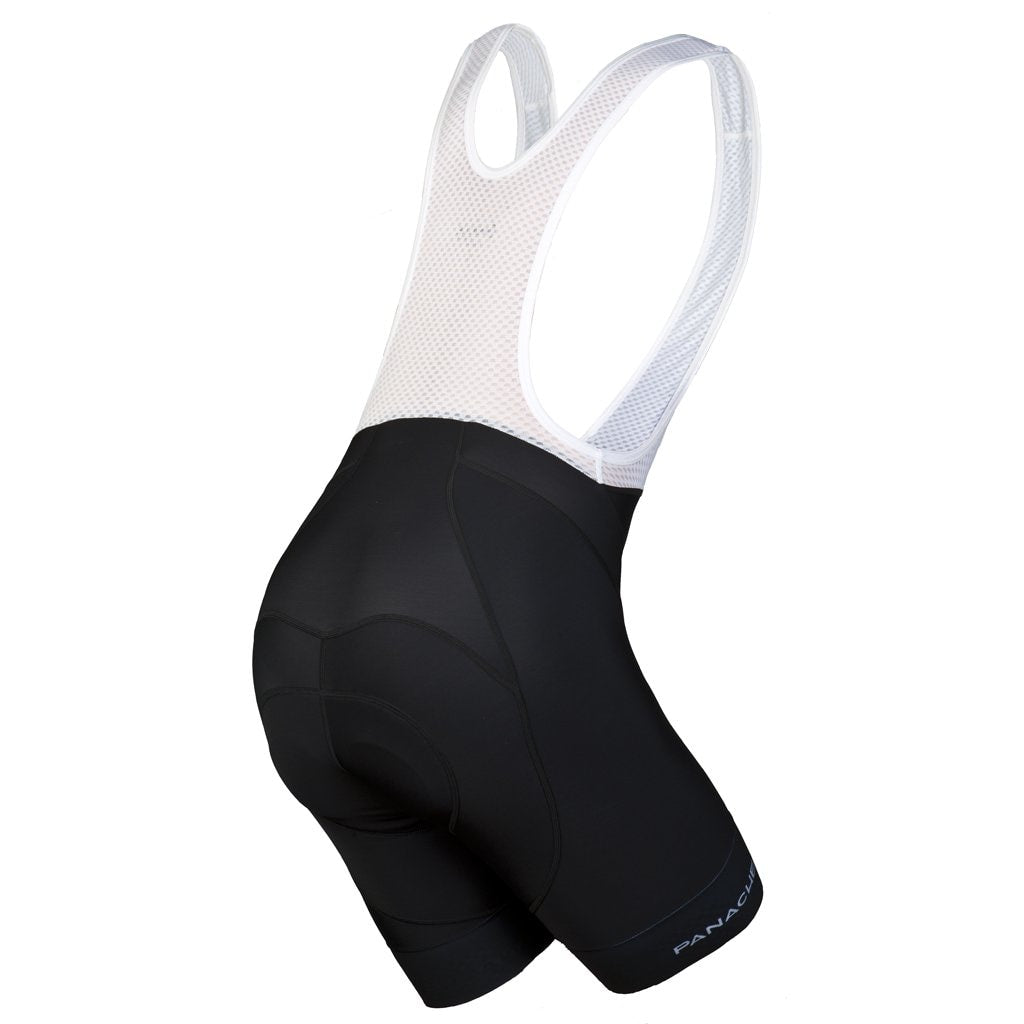 Rs Mens Black Thermal Bib Short Xs M