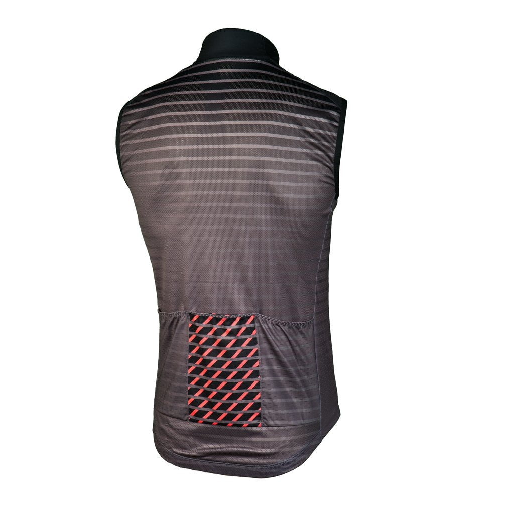 Rs Pin Fade Wind Vest Xs U
