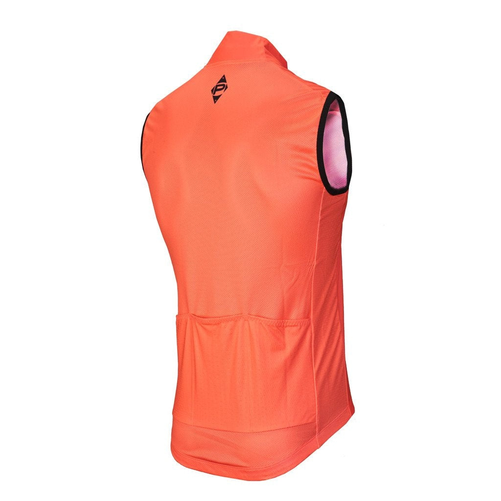 Rs Team Wind Vest Xs / Neon Fire U
